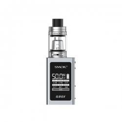SMOK QBox kit - stříbrný