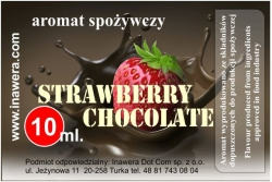 INAWERA příchuť 10ml - Strawberry Chocolate