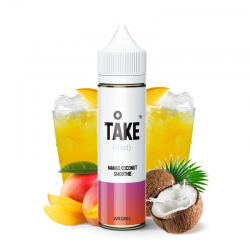 Take by ProVape 20ml - Mango Coconut Smoothie (Mangovo-kokosové smoothie)