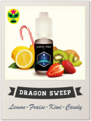 FUU příchuť Dragon Sweep 10ml