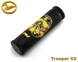 AVID LYFE Trooper V2 - mechanický mod - klon
