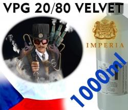 IMPERIA - Báze eNicoPharm VPG 20/80 Velvet - 1000ml
