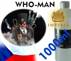 IMPERIA - Báze WHO-MAN - 1000ml Obsah nikotinu 1,5 mg/ml (0,15%)