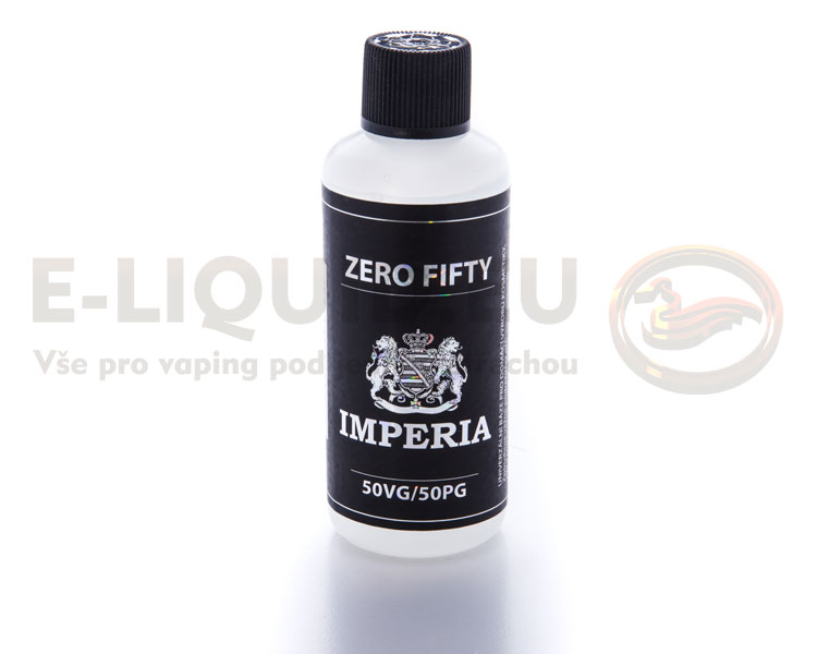 IMPERIA Zero Fifty (50VG/50PG) - 100ml