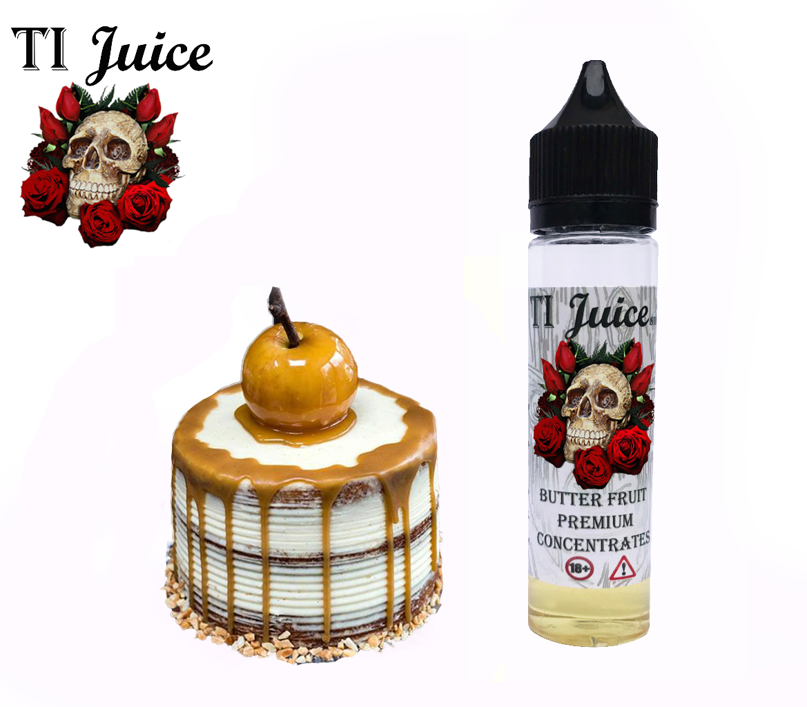 TI Juice - Příchuť 12ml - Butter Fruit