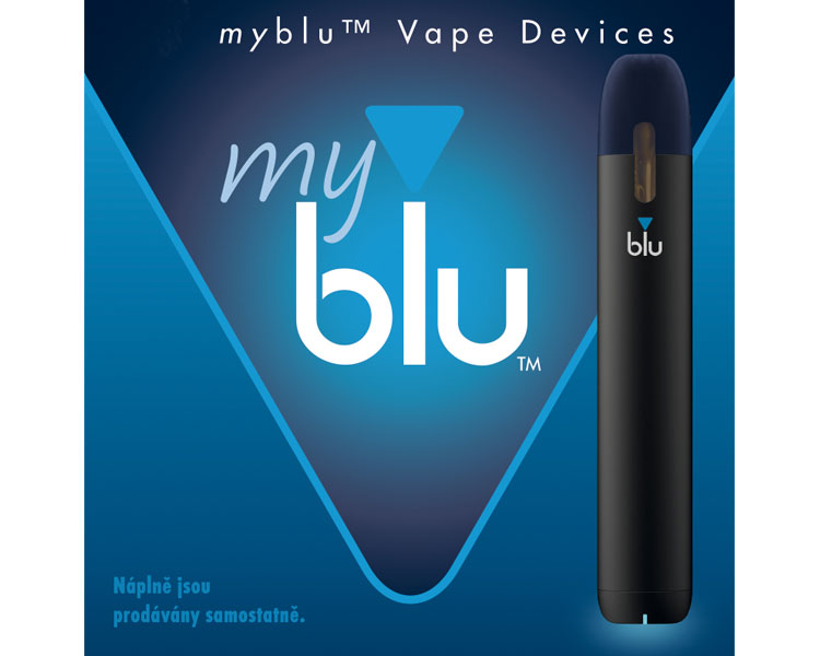 MyBLU Vaporizer - Red