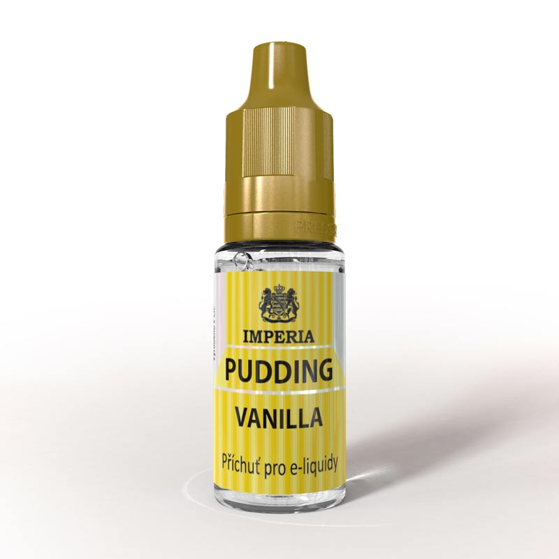 IMPERIA - Příchuť 10ml - Pudding Vanilla