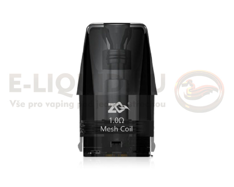 Cartridge ZQ Xtal pod mesh 1,0 ohm